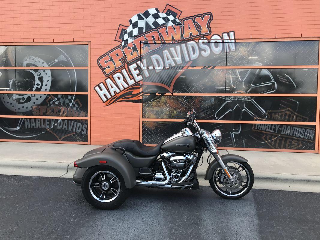 2018 Harley-Davidson Freewheeler<sup>®</sup>