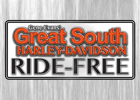 Great South Harley-Davidson® Ride-Free Program