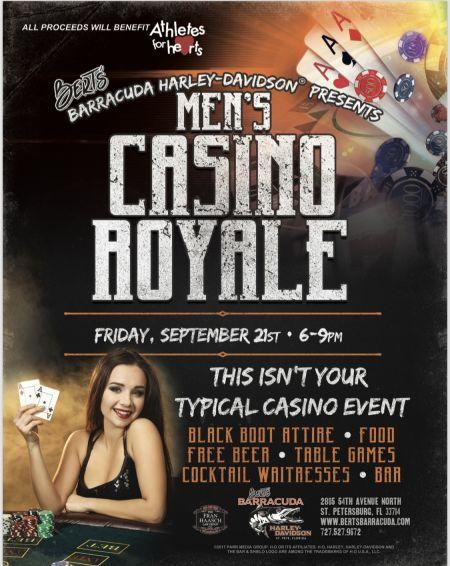 Men's Casino Royale