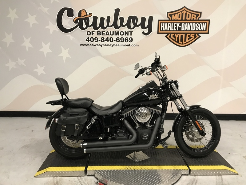 2016 Harley-Davidson<sup>®</sup> FXDB — Dyna<sup>®</sup> Street Bob<sup>®</sup>