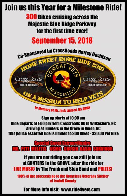 Helping Homeless Veterans of North Carolina