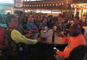 Bike Night at Texas Pride BBQ