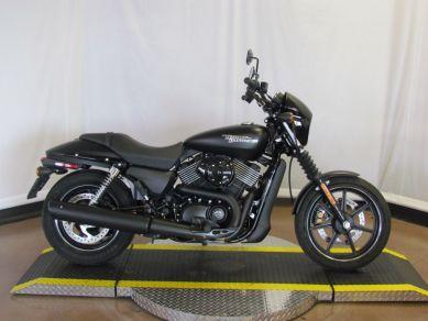 2017 XG750 Harley-Davidson® Street 750