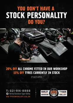 August 2018 Chrome and Tyre Deals!