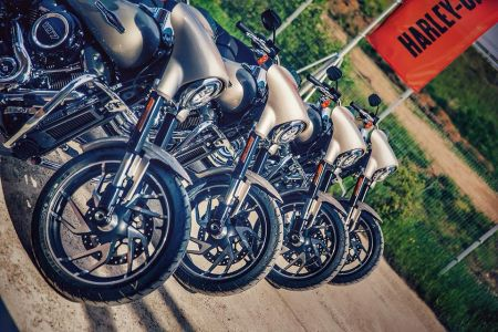 Аренда мотоциклов Harley-Davidson® в Harley-Davidson® Иркутск