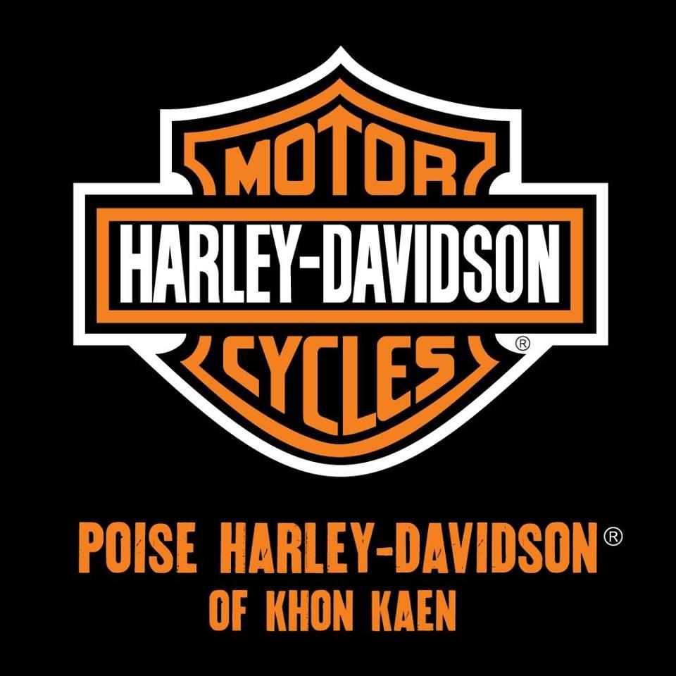 Harley-Davidson<sup>&reg;</sup> Poise Harley-Davidson<sup>®</sup> of Khon Kaen