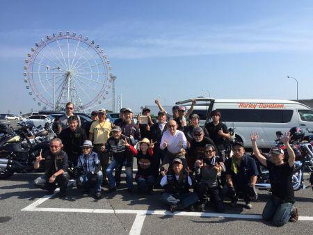 H.O.G兵庫チャプター・淡路島ツーリング