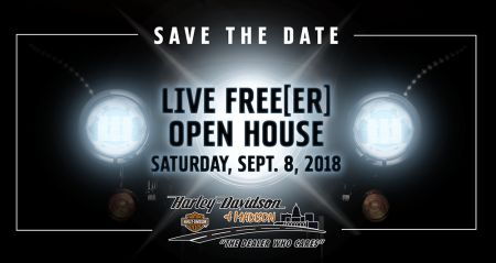 LIVE FREE[ER] Open House & First Responder Appreciation Event
