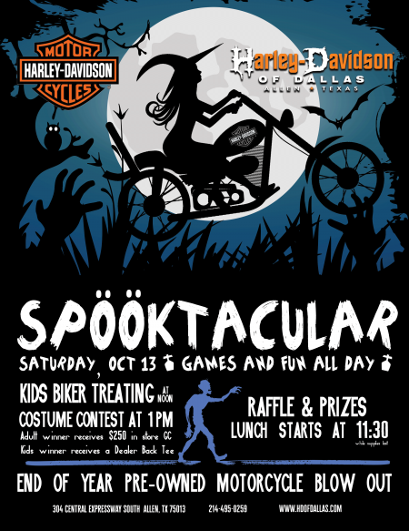 Spooktacular Saturday!