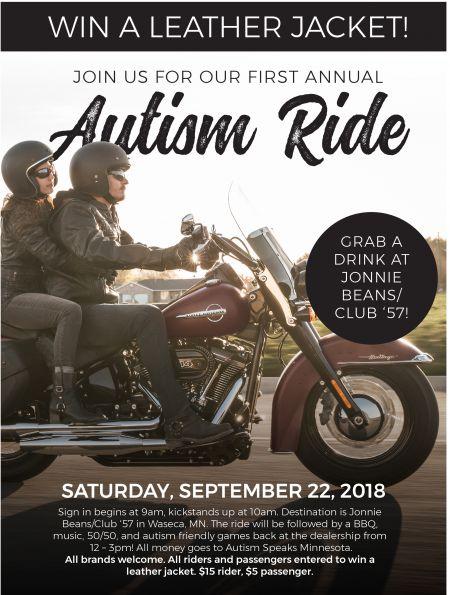 Autism Ride