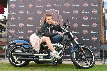Совместим ли Harley-Davidson и гольф?