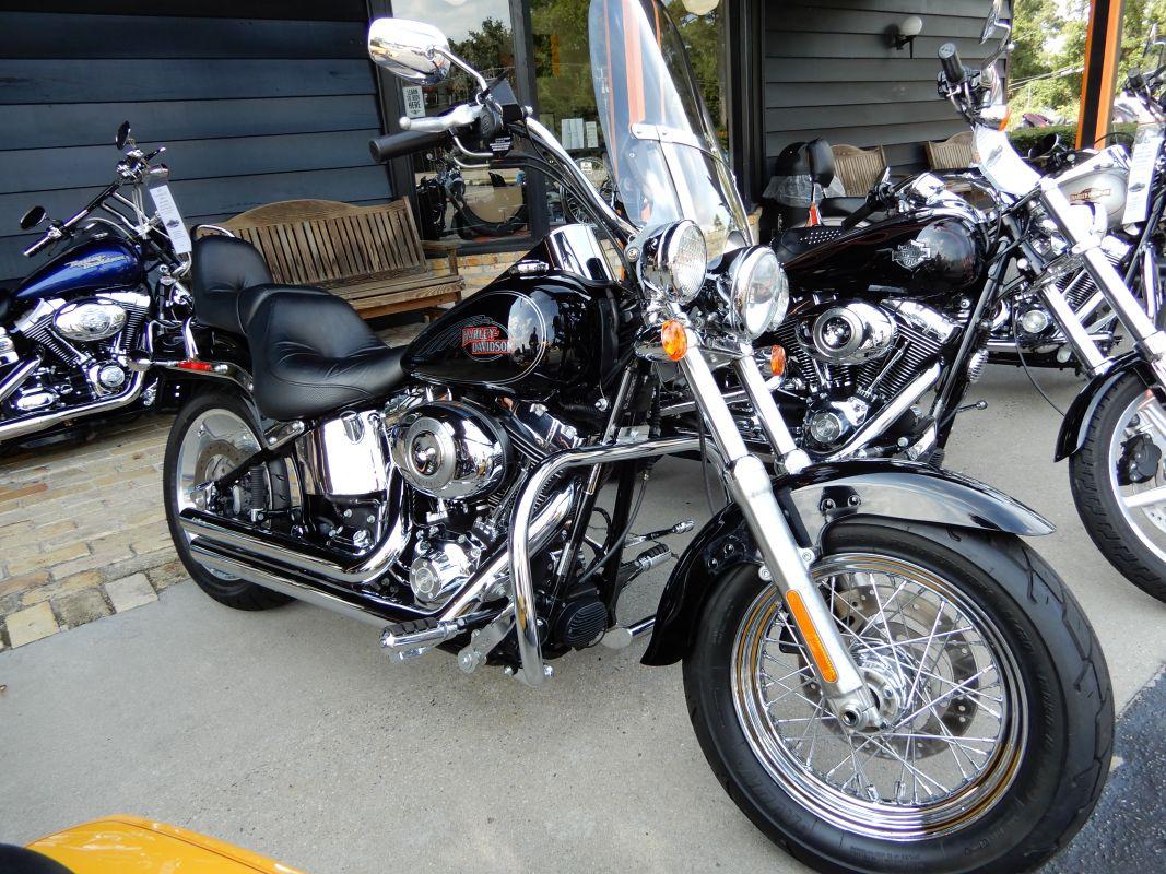 2007 Softail Custom