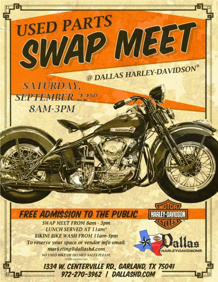 Fall Festival & Swap Meet