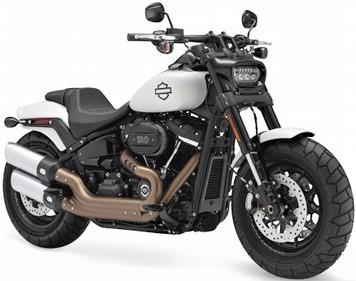 Harley-Davidson Fat Bob (novinka)