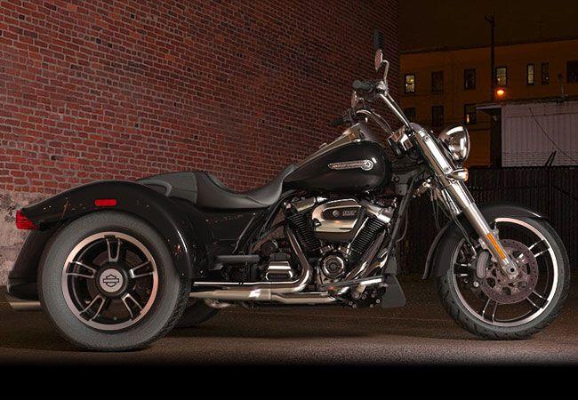 2018 Harley-Davidson FLRT Freewheeler