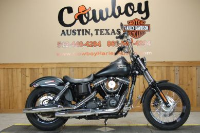 2017 Harley-Davidson FXDB Dyna Street Bob