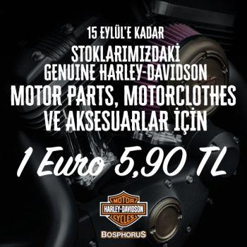 1 Euro 5,90 TL