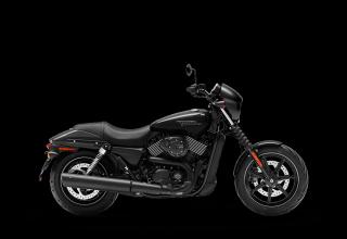Harley-Davidson Street<sup>®</sup> 750 - 2019 Motosikletləri