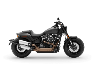Fat Bob<sup>®</sup> - Motocykle 2019