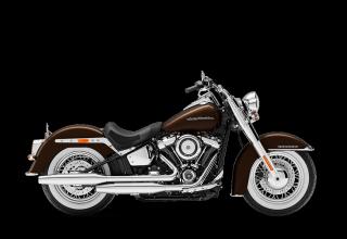 Deluxe - Motorcyklar årsm. 2019