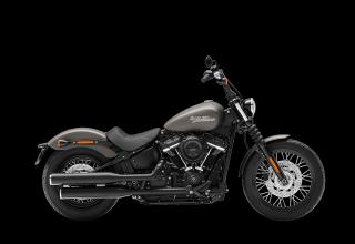 Street Bob<sup>®</sup> - Motorcyklar årsm. 2019