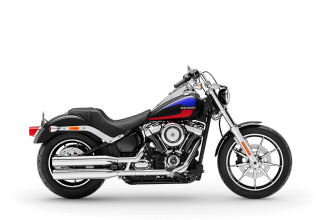 Low Rider<sup>®</sup> - 2019 Motorcycles