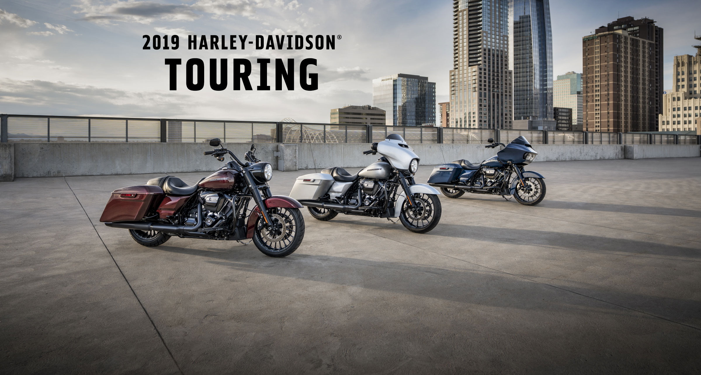 Touring - 2019 Motorcycles