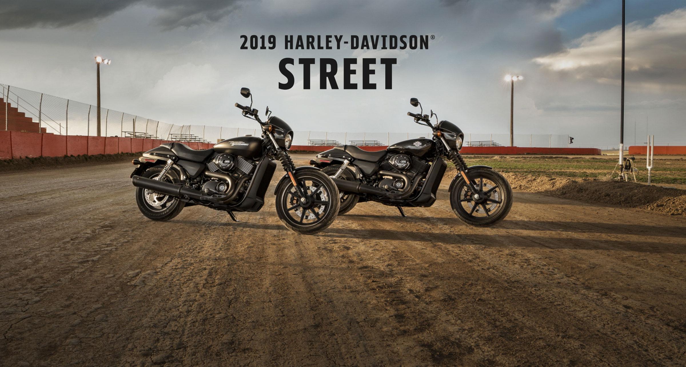 Street - 2019 Moottoripyörät