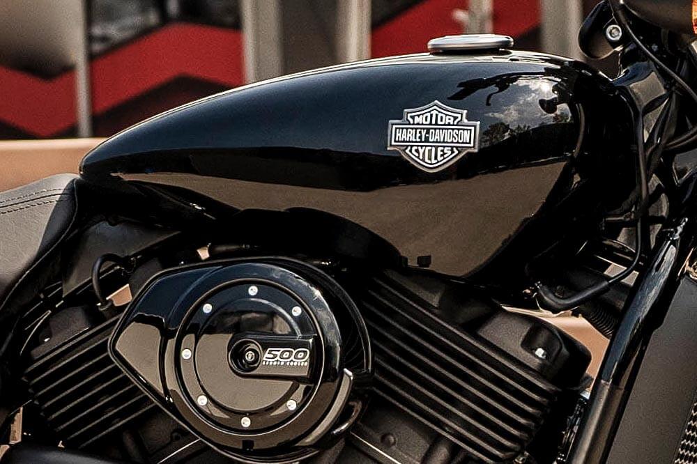 Harley-Davidson Street<sup>®</sup> 500