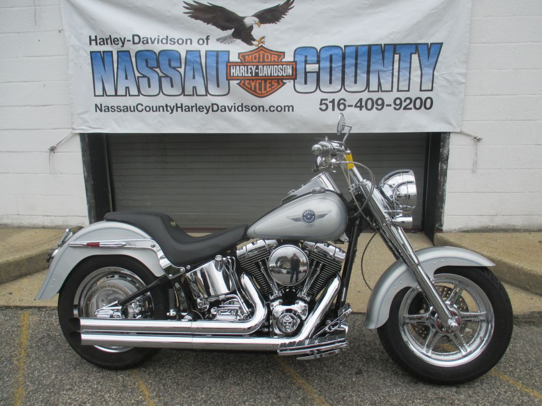 2004 HARLEY-DAVIDSON FLSTFI SOFTAIL FAT BOY