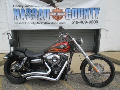 2011 HARLEY-DAVIDSON FXDWG DYNA WIDE GLIDE, WAS $9995  NOW