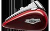 Road King<sup>®</sup> - ウィキッドレッド/トゥイステッドチェリー