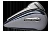 Electra Glide® Ultra Classic® - Midnight Blue/Barracuda Silver