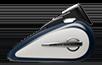 Heritage Classic 114 - ビリヤードブルー / ビリヤードホワイト