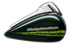 Street Glide<sup>®</sup> - キネティックグリーン