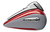 Electra Glide® Ultra Classic® - Wicked Red/Barracuda Silver
