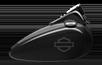 Fat Bob<sup>®</sup> - ビビッドブラック