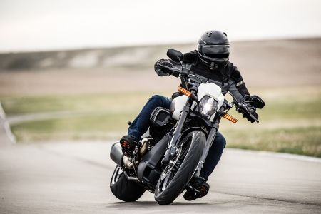 BRAND NEW 2019 FXDR™ 114 ANNOUNCED