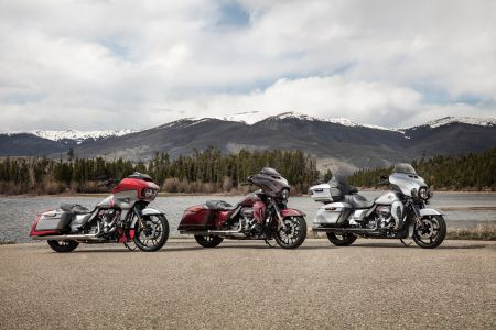 2019 CVO™ RANGE ANNOUNCED