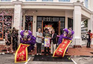Harley Melaka Official Opening