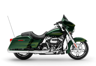 Street Glide<sup>®</sup> - 2019 Motorcycles