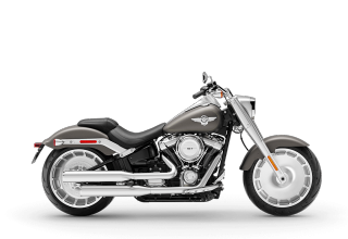 Fat Boy<sup>®</sup> - 2019 Motorcycles