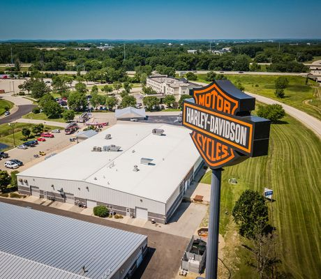 ABOUT H-D OF MADISON