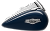 Road King<sup>®</sup> Classic - Billiard Blue