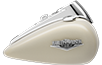 Road King<sup>®</sup> Classic - Bonneville Salt Pearl