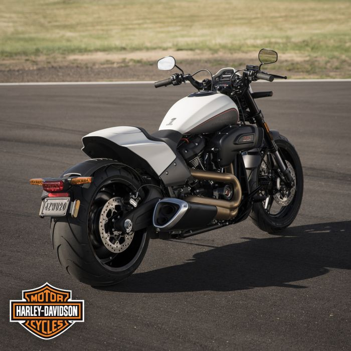 2019 FXDR™ 114 Harley-Davidson Softail Motorcyle