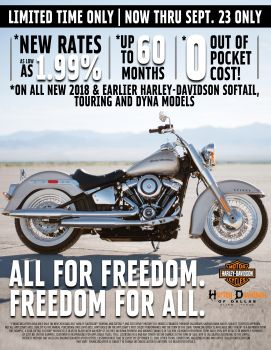 Harley Davidson Of Dallas