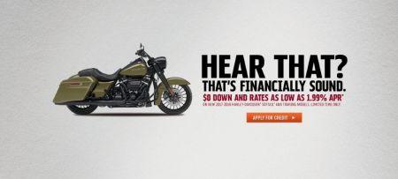 Harley-Davidson® Finance