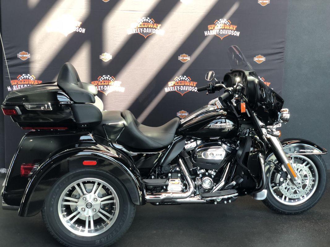 2019 Harley Davidson Tri Glide Ultra