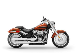 Fat Boy<sup>®</sup> 114 - 2019 Motorcycles